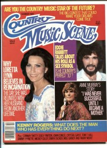 Country Music Scene Summer 1980- Loretta Lynn- Dolly Parton