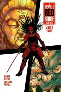 DEVILS RED BRIDE #3 CVR A BIVENS (MR) - VAULT COMICS - DECEMBER 2020