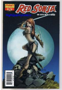 RED SONJA #10, NM-, She-Devil with a Sword, Mel Rubi, 2005, Robert E Howard