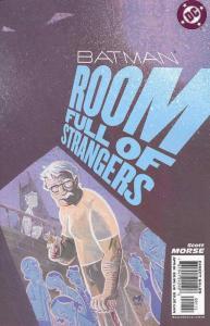 Batman: Room Full of Strangers #1 VF/NM; DC | save on shipping - details inside