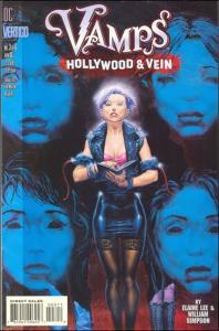 DC/Vertigo VAMPS: HOLLYWOOD & VEIN #3 NM