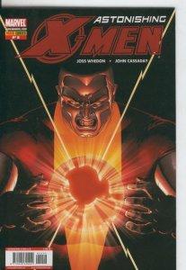 Astonishing X Men volumen 1 numero 08