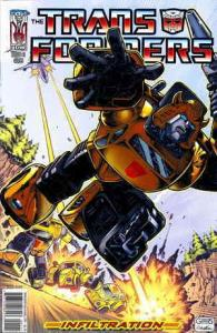 Transformers, The: Infiltration #1A VF/NM; IDW | save on shipping - details insi