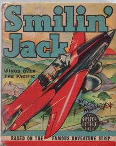 SMILIN' JACK IN WINGS OVER THE PACIFIC-BIG LITTLE BOOK FN
