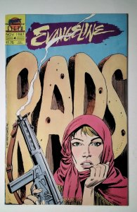 Evangeline #4 (1987) First Comic Book J756
