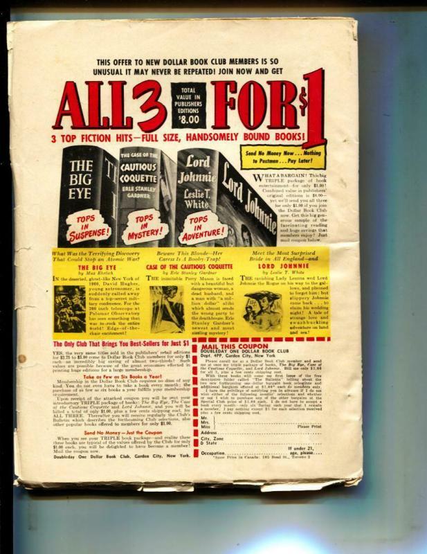 Famous Fantastic Mysteries-Pulp-5/1950-Arthur C. Clarke