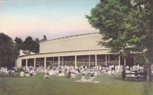 Berkshire Symphonic Festival At Tanglewood Between Lenox And Stockbridge Mass...