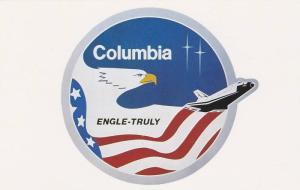 NASA Space Transportation System STS-2 Insignia, Orbital Flight Test Mission,...