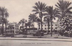 Florida St Augustine Buckingham Hotel Albertype