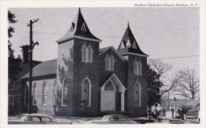 Pittsboro Methodist Church Pittsboro North Carolina