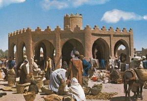 Morocco , 1950-70s ; Market #2
