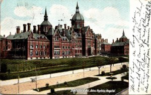 Maryland Baltimore Johns Hopkins Hospital 1906