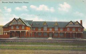 Bisconte Hotel, Hutchinson, Kansas,00-10s