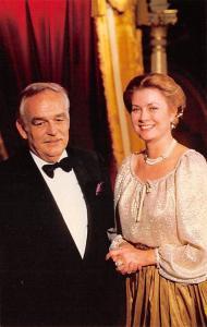 Princess Grace & Prince Rainier of Monaco Unused