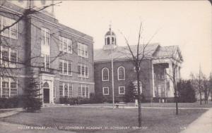 Fuller & Colby Halls Saint Johnsbury Academy Saint Johnsbury Vermont