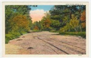 Sand River, Aiken, South Carolina, 30-40s