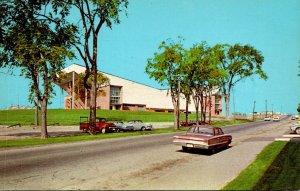 Maine Bangor Municipal Auditorium