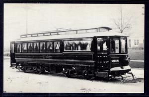 Elmlawn,Funeral Car,Train