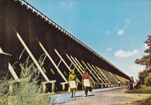CIECHOCINEK , Poland , 50-60s : Teznie solankowe