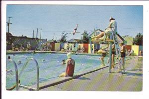 Kiwanis Swimming Pool, Moncton, New Brunswick, Diving, Swimming, Life Guard, ...