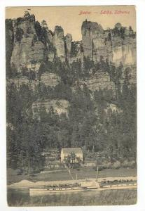 Sachs, Schweiz, Bastei (Saxony), Germany, 1900-1910s