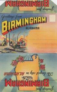 BIRMINGHAM , Alabama , 1930-40s; Largest City in Alabama