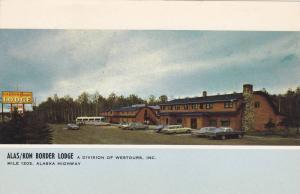 Alas/Kon Border Lodge, A Division of Westours, Inc., Alaska Highway, Yukon Te...
