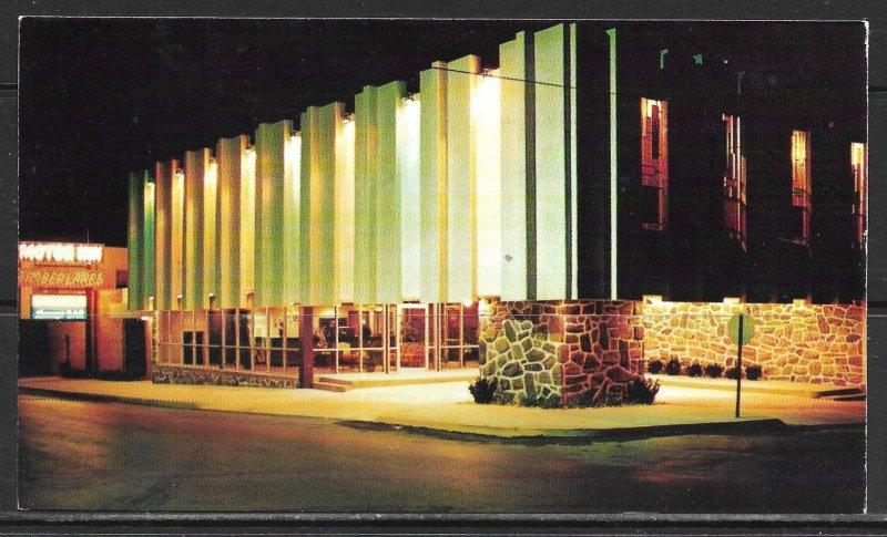 Ohio, Salem - Timberlanes - Motor Inn - [OH-071]