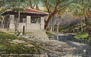 Siloam Springs, IOWA FALLS, Iowa, 1900-1910s