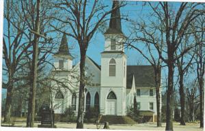 President's Church, Plains First Baptist Church, PLAINS, Georgia, 40-60´