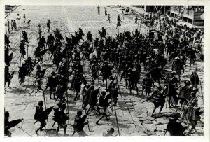 indonesia, NIAS, Native Warriors Shield Spear Balato (1930s) Real Photo (07)