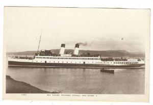 RP: New Turbine Passenger Steamer KING GEORGE V , 00-10s