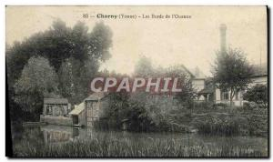 Old Postcard From The Banks Charny & # 39Ouanne