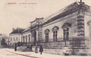 France Beaune Le Palais de Justice