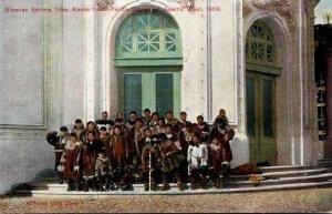 Washington Seattle Siberian Eskimos Alaska-Yukon-Pacific Exposition 1909