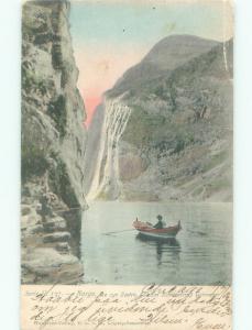 Pre-1907 SOSTRE REGION Bergen Norway i5207