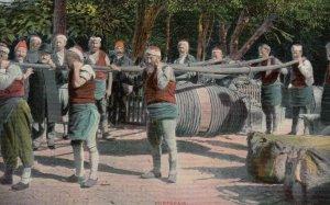 CONSTANTINOPLE , Turkey , 1900-10s ; Porters