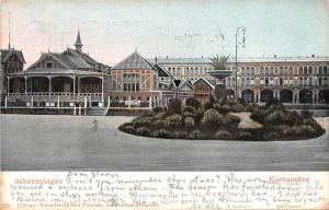 Netherlands, The Hague, Scheveningen Kurhausbar 1904