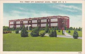 North Carolina Forest City Forest City Elementary School