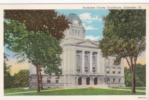 KANKAKEE, Illinois; Kankakee County Courthouse, 10-20s