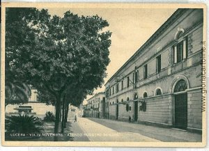 07863 - CARTOLINA d'Epoca - FOGGIA: LUCERA