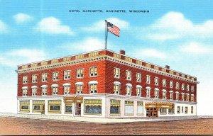 Wisconsin Marinette Hotel Marinette