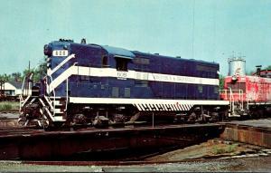 Columbus & Greenville Railway Locomotive Number 608