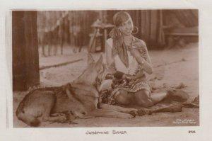 RP: Josephine Baker ,  1920s ; #5