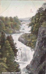 Scotland Alyth Reekie Linn Den o'Airlie 1908