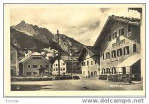 RP: Gasthof zum Rothen Ochsen, ABTENAU, Austria, 1910-20s