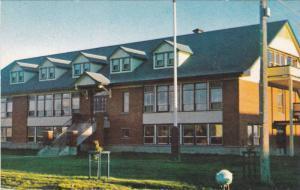 Ecole Residence S-Coeur De Marie, Hauterive, Quebec, Canada, 1950-1960s