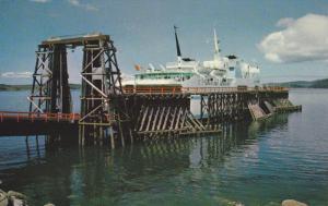Ferry Terminals, PRINCE RUPERT, British Columbia, Canada, 40-60´s