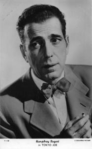 Humphrey Bogart in Tokyo Joe A Columbia Picture Postcard