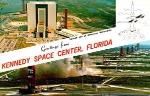 Florida NASA John F Kennedy Space Center Greetings